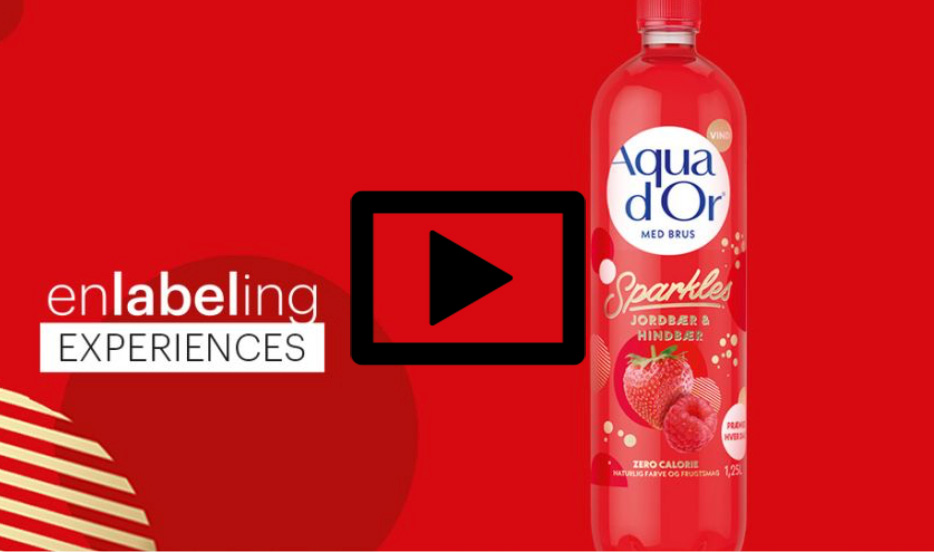 Aqua D'Or Connected Packaging Case Study