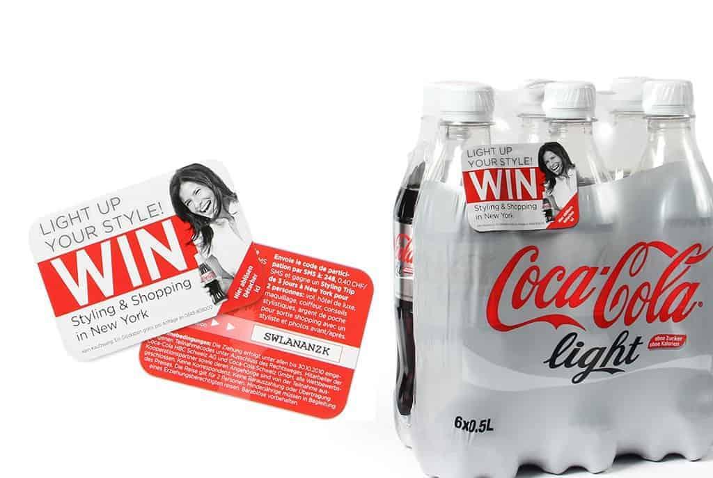 Beverage Promotional Labels