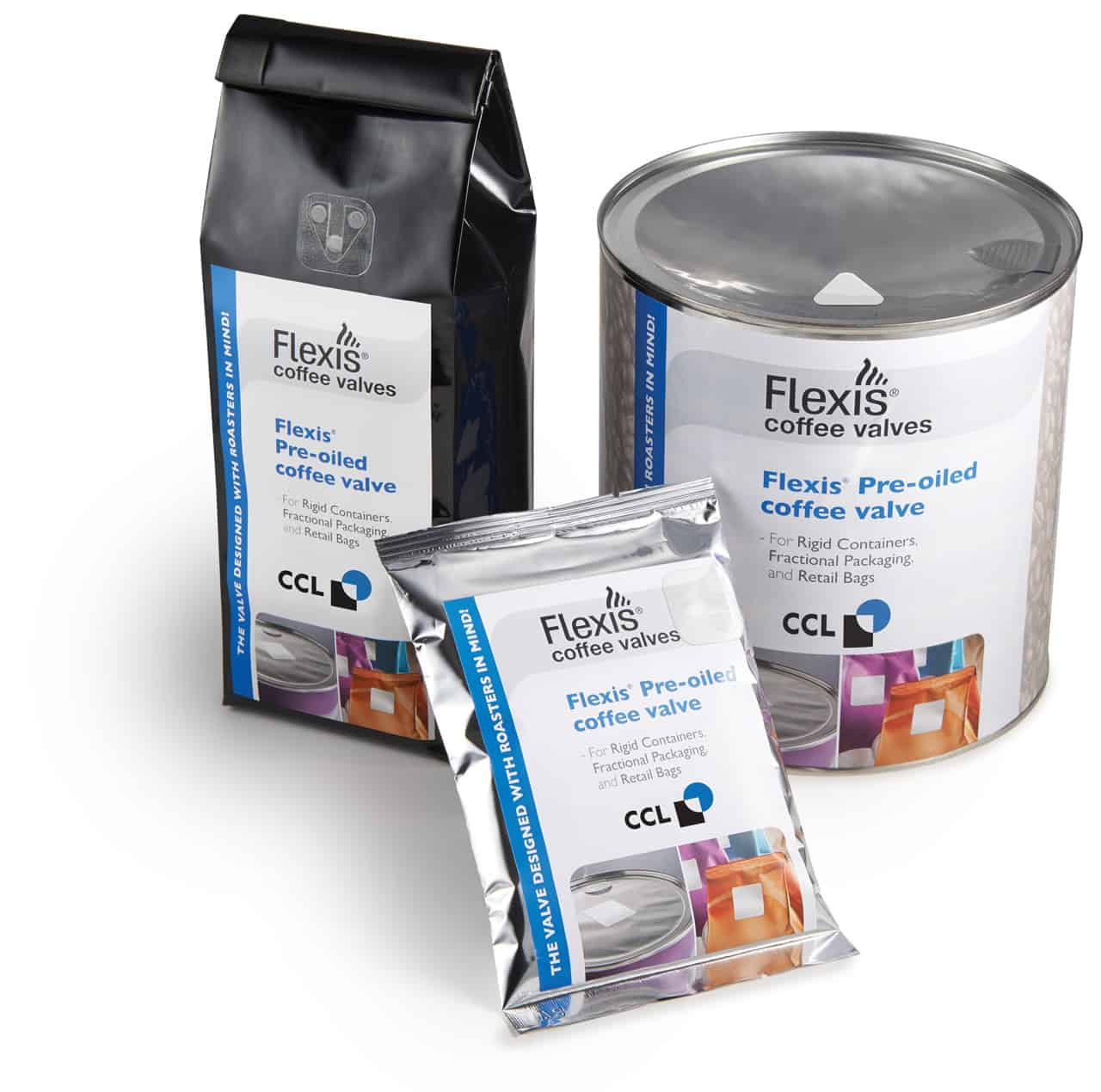 Flexis® Valve Labels