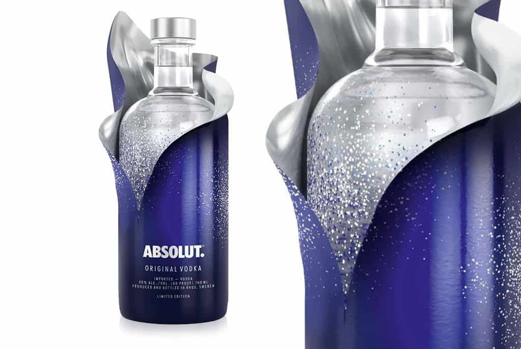 ABSOLUT PROMOTIONAL LABELS