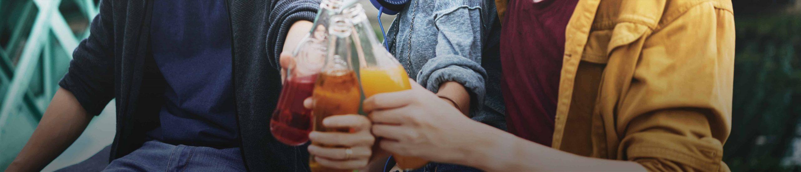 Beverage Pressure Sensitive Labels Header