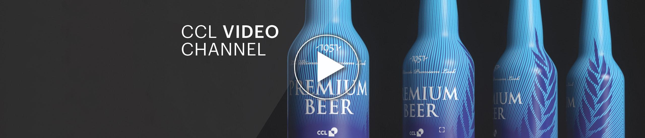 Campaign Microsite Beverage Banner