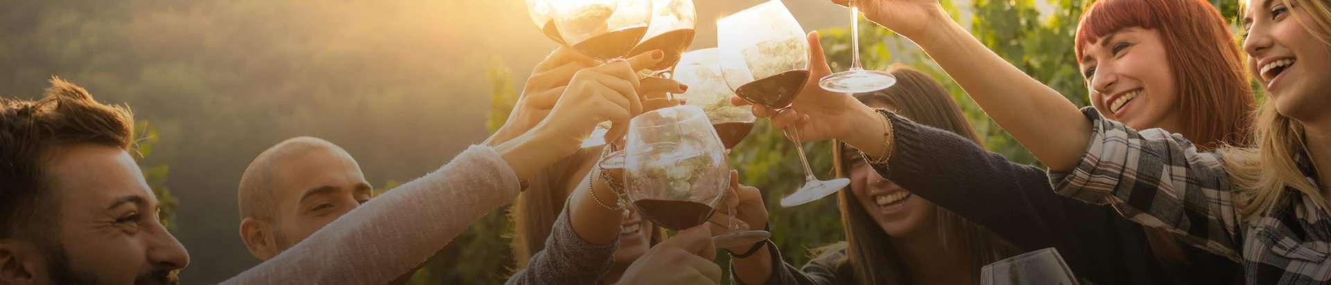 Wine & Spirits Promotional Labels Header