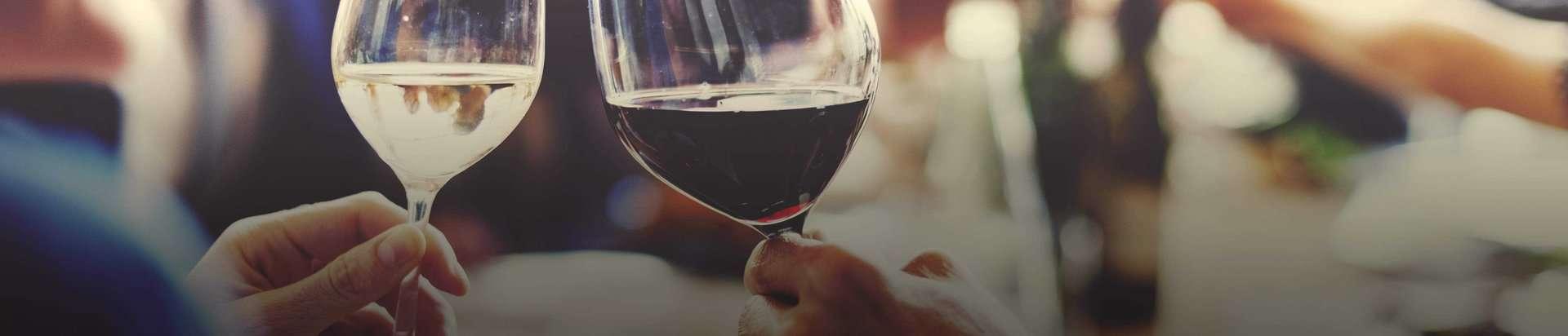 Wine & Spirits Wet Glue Labels Header